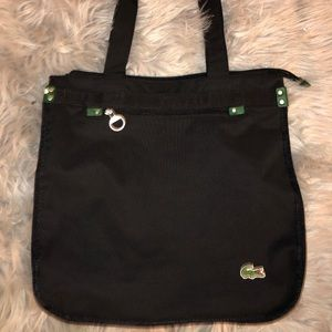 Lacoste Tote - Never Carried | Excellent Condition